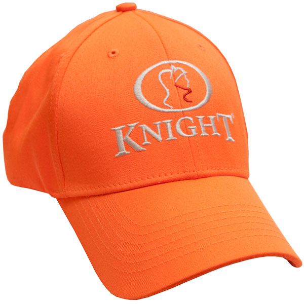 Knight Blaze Orange Cap