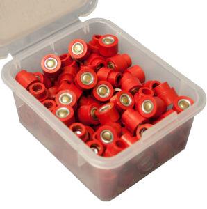 209 Full Plastic Jackets For 209 Muzzleloader Primers