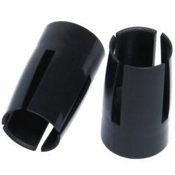 Black High Pressure Muzzleloader Sabots