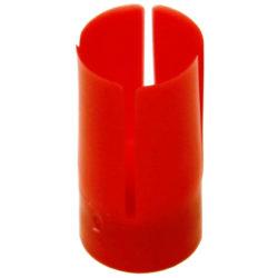 Red High Pressure Muzzleloader Sabots