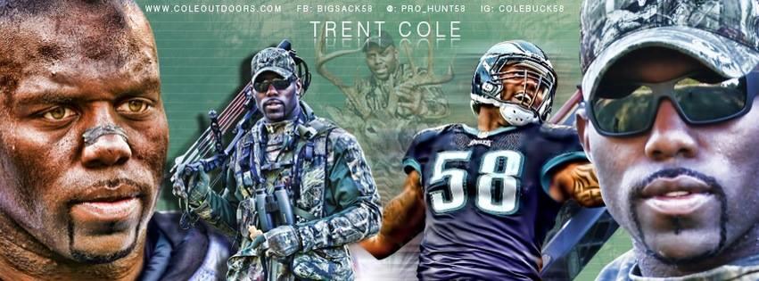 Trent Cole Philadelphia Eagles
