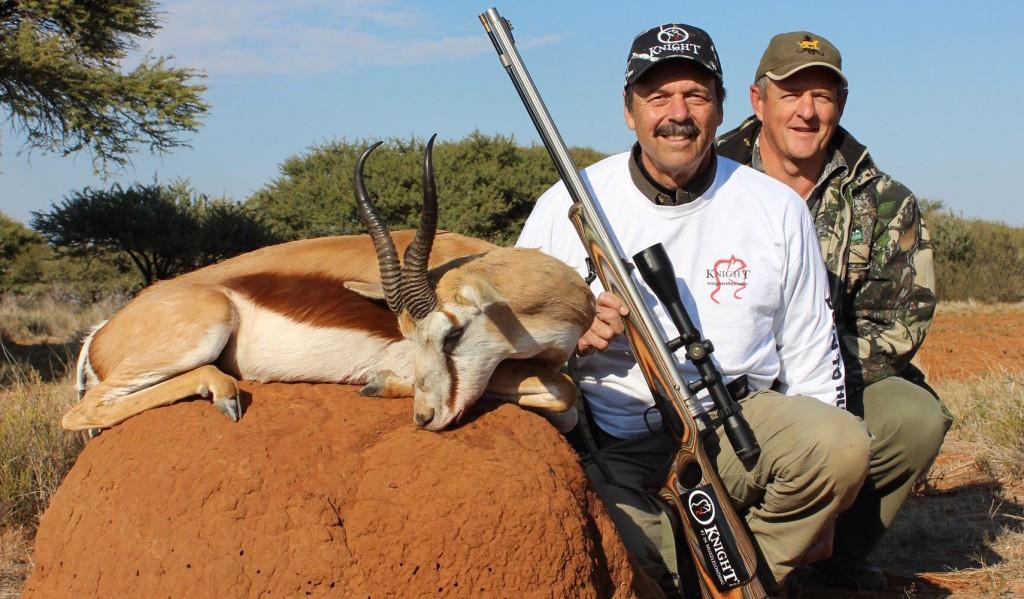 South Africa Springbok Hunt