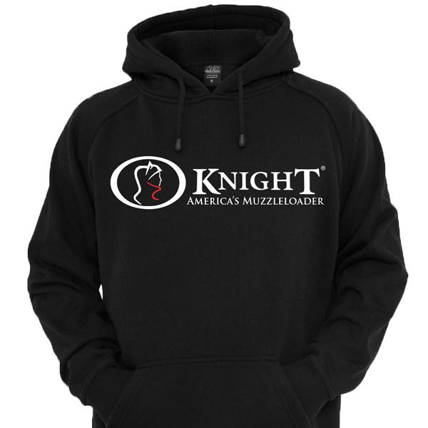 Knight Black Hoodie