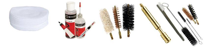 Muzzleloader Cleaning Supplies