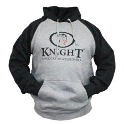 Knight Black Grey Sweatshirt